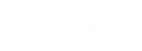Gerrards of Swinton Logo